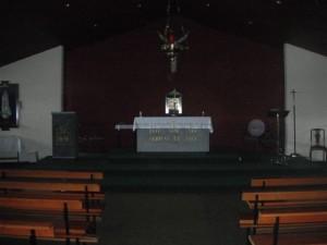 drumkeen altar