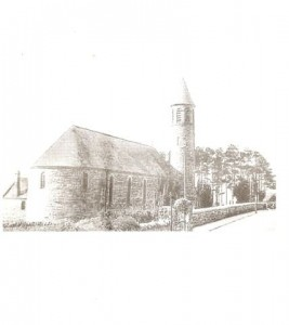 raphoe church external